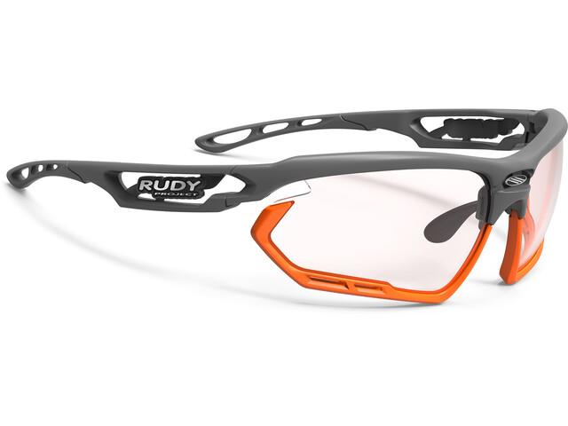 Rudy Project Fotonyk Glasses pyombo matte - impactx photochromic 2 red